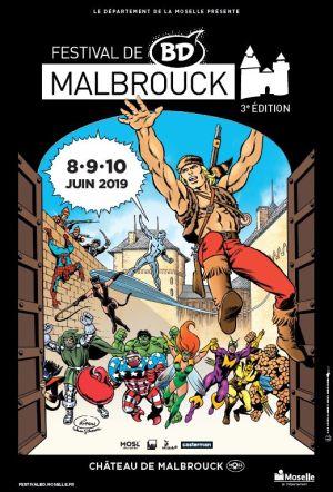 Festival de la BD à Manderen 2019