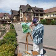 9e Festival de peinture