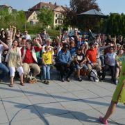 Festival de rue d\'ailleurs et d\'ici à Colmar 2020