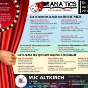 Festival de théâtre «Dramatics» 2019