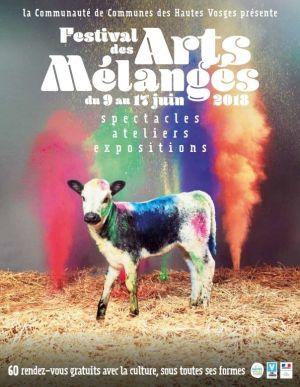 Festival des Arts mélangés des Hautes Vosges 2018