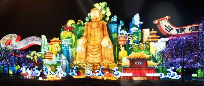 Le Festival des Lanternes à Blagnac