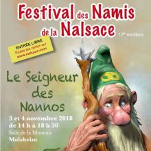 Festival des Namis de la Nalsace à Molsheim 2018