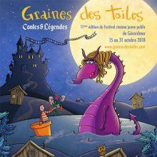 Festival du Film Jeune Public «Graines des Toiles» 2018 à Gérardmer
