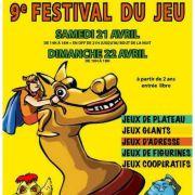 Festival du Jeu 2018 à Nancy