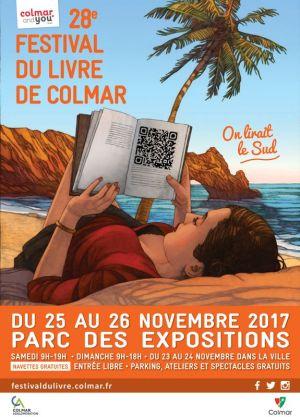 Festival du livre de Colmar 2017