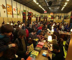 Festival du livre jeunesse de Villeurbanne