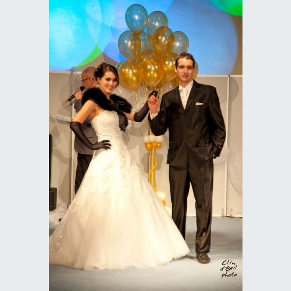 ... collections de robes de mariée au Festival du Mariage à Haguenau