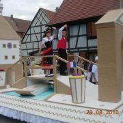 Festival du Sucre 2021 à Erstein
