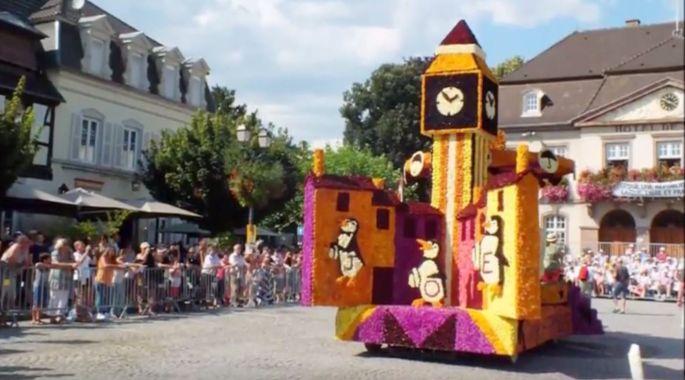 Festival du Sucre à Erstein