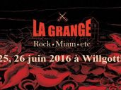 Festival La Grange Rock 2016