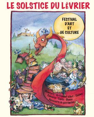 Festival Le Solstice du Levrier 2012 à Wintzenheim