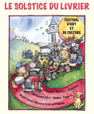 Festival Le Solstice du Levrier à Wintzenheim