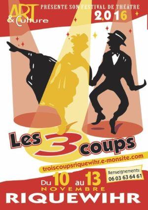Festival Les 3 coups de Riquewihr 2016