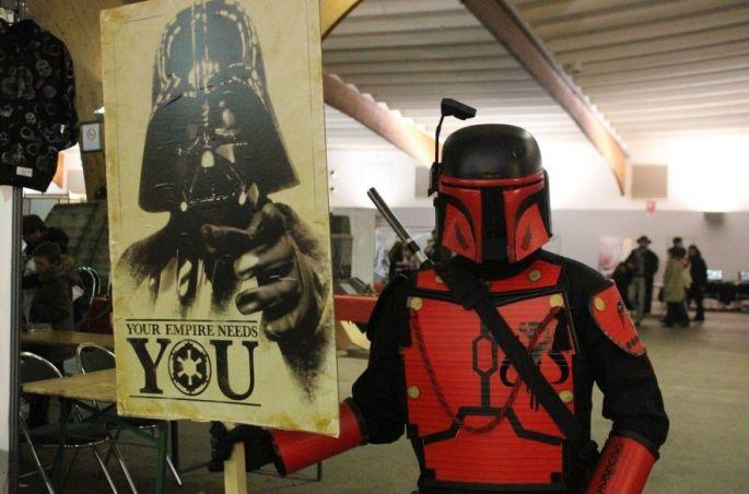 La convention Senyu à Epinal et son concours de cosplay