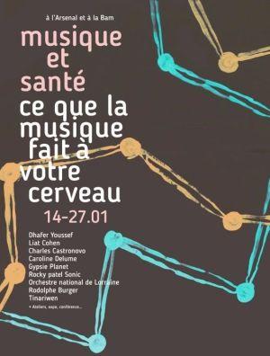 Festival Musique et Santé 2018 à Metz