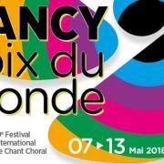 Festival Nancy voix du monde