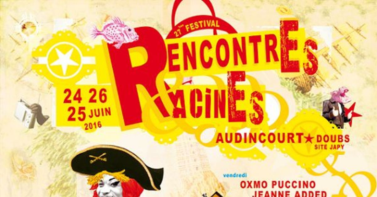 Rencontre et racine 2018 video