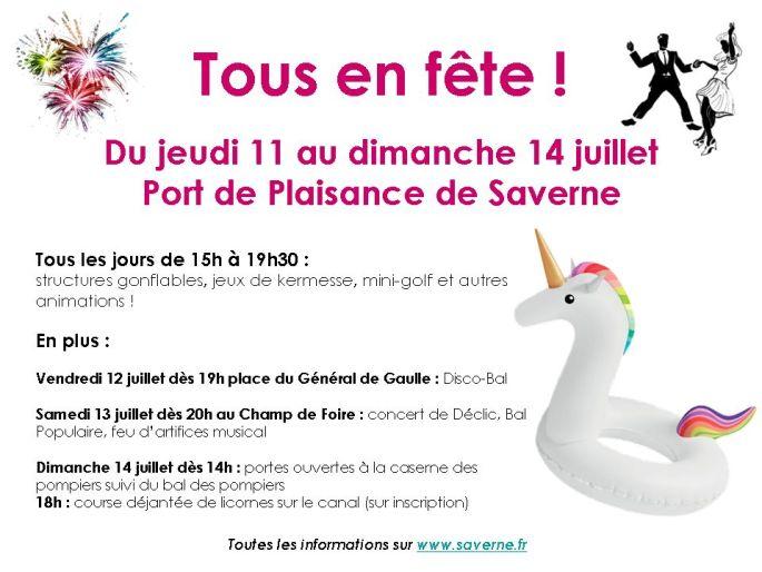 Festival Tous en Fête