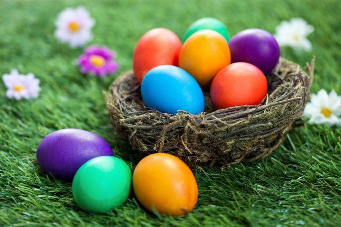 Festivités de Pâques en Alsace