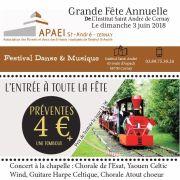 Fête annuelle de l\'Institut Saint-André 2018