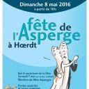 Fête de l\'Asperge 2016 à Hœrdt