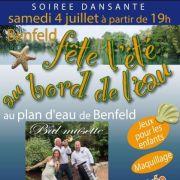 Fête de l\'été à Benfeld 2015