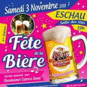 Fête de la Bière 2018 à Eschau