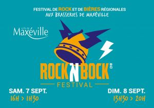 fete de la biere maxeville [annee]  rock'n bock festival : programme, animations