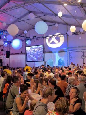 Dégustations de nombreuses bières et animations musicales à la Fête de la Bière de Schiltigheim
