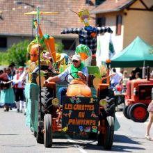 Fête de la Carotte 2019 à Muntzenheim