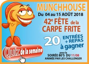 Fête de la Carpe Frite