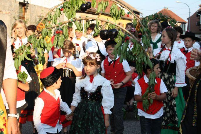 Fête de la Cerise à Thannenkirch