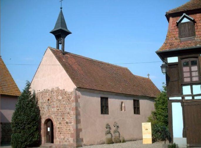 La Chapelle Saint-Ulrich du Holzbad