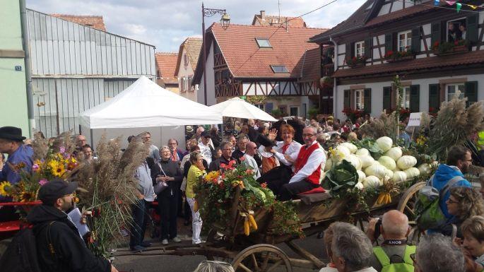 Fête de la Choucroute à Krautergersheim