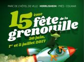 Fête de la grenouille 2017 à Herrlisheim