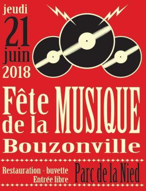Fête de la Musique 2018 à Bouzonville
