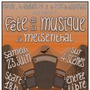 Fête de la Musique 2018 à Meisenthal