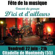 Fête de la Musique 2018 à Montmédy