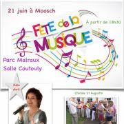 Fête de la Musique 2018 à Moosch