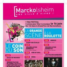 Fête de la musique 2019 à Marckolsheim