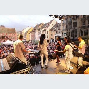 Quand la Fête de la Musique bat son plein à Mulhouse