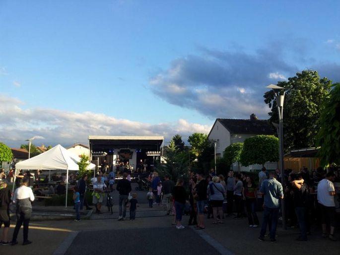 Le parvis de l\'Île aux Enfants accueille les concerts de la Fête de la Musique