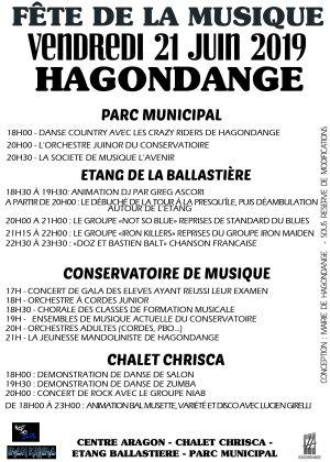 Fête de la Musique à Hagondange