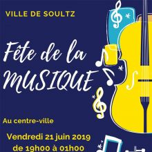 Fête de la Musique 2019 à Soultz