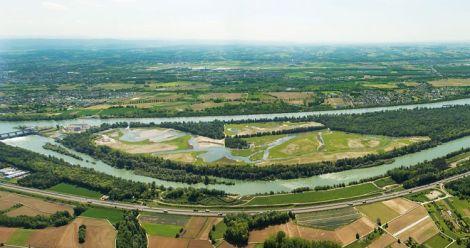 Fête de la Nature : escapade  sur l'île du Rhin à Kembs