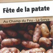 Fête de la patate à Belmont 2019