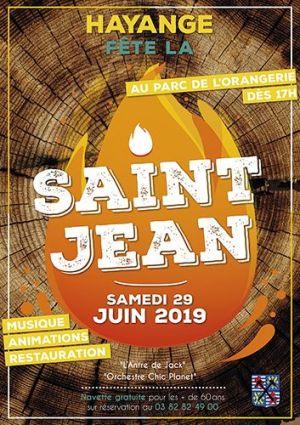 Fête de la Saint-Jean à Hayange