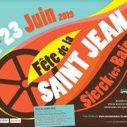 Fête de la Saint-Jean à Sierck-les-Bains 2019