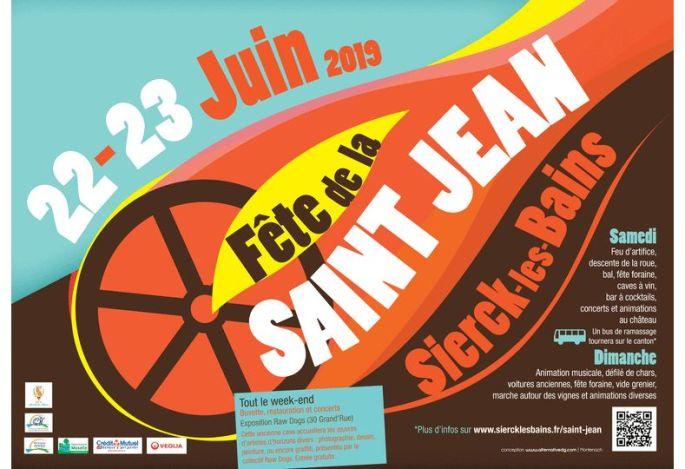 Fête de la Saint-Jean à Sierck-les-Bains